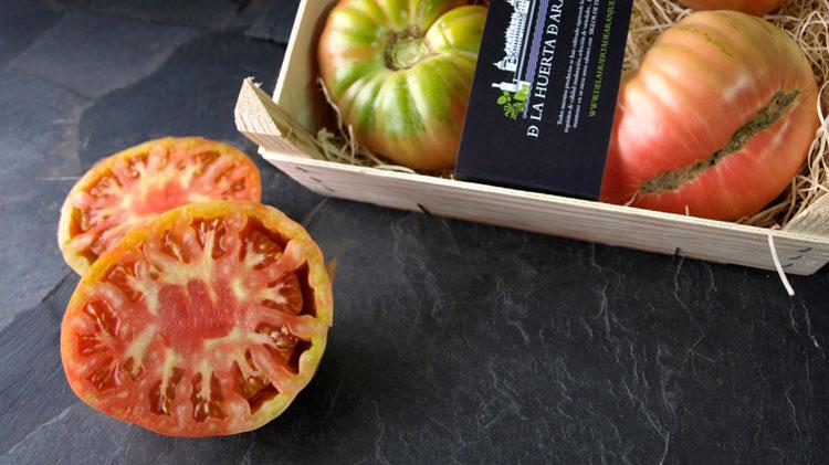 Tomate rosado de Aranjuez