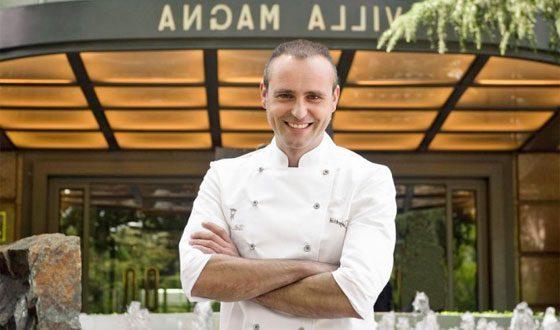 La revolución verde llega al restaurante del Hotel Villa Magna