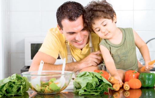 El consumo de frutas y hortalizas en los hogares en septiembre se incrementó un 4% en volumen y valor