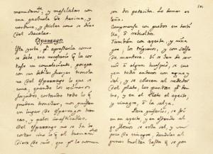 Los espárragos. Antonio Salsete