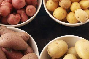 Variedades de patatas