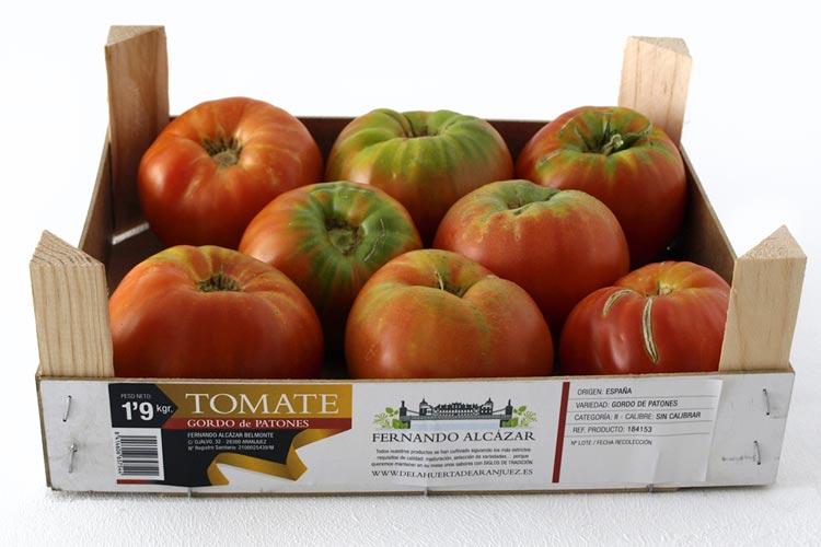 Tomate de Patones pack