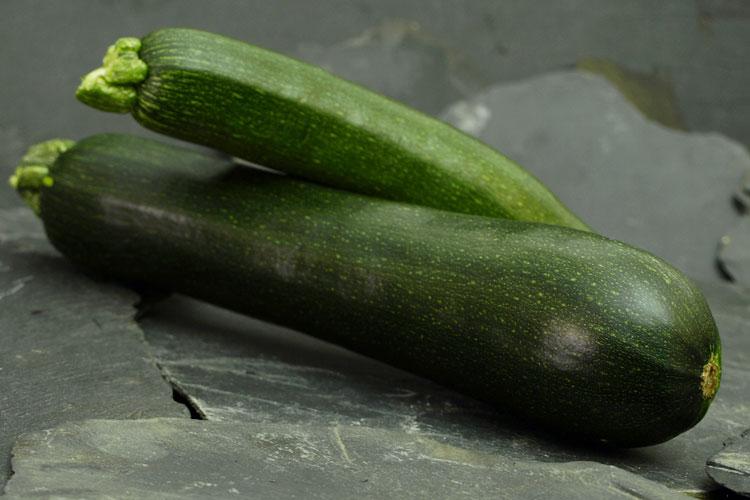 Calabacín bodegón