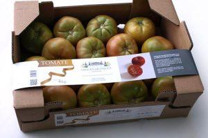 Tomate de Aranjuez caja